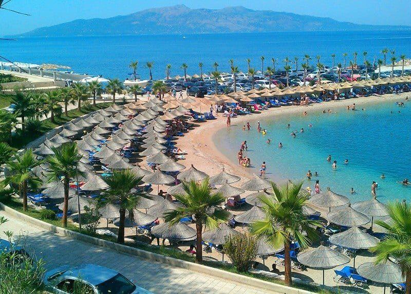 Saranda Albania 1 day cruise from Corfu