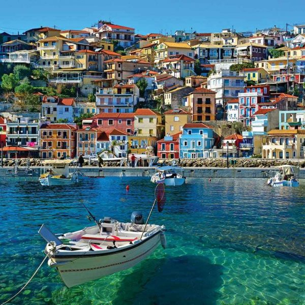 Parga day tour from Corfu