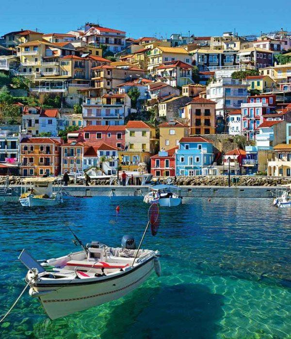 Parga day tour from Corfu