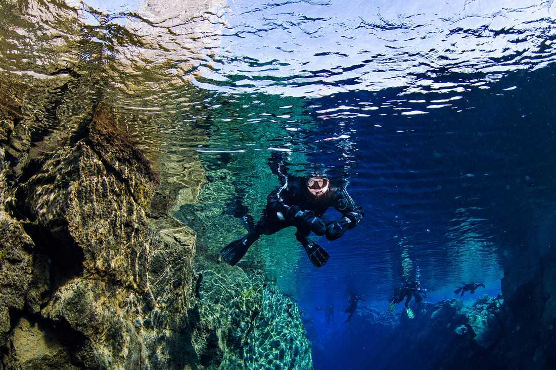 Scuba diving & Snorkeling Corfu